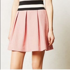 •Anthropologie• Maeve Polka Dot Skirt
